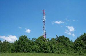 Antenne sul Monte Purgessimo