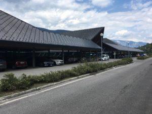 Stazione di Tarvisio Boscoverde