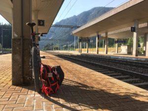 Stazione di Ugovizza Valbruna