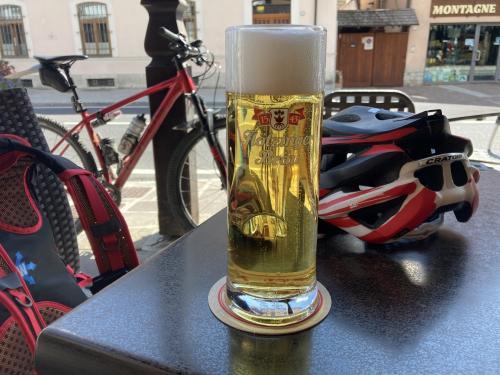 Birra di (quasi) fine giro