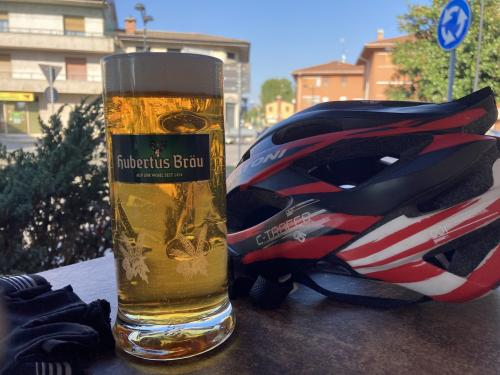 Birra di fine giro a Pagnacco