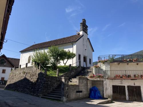 La chiesa di Mieli